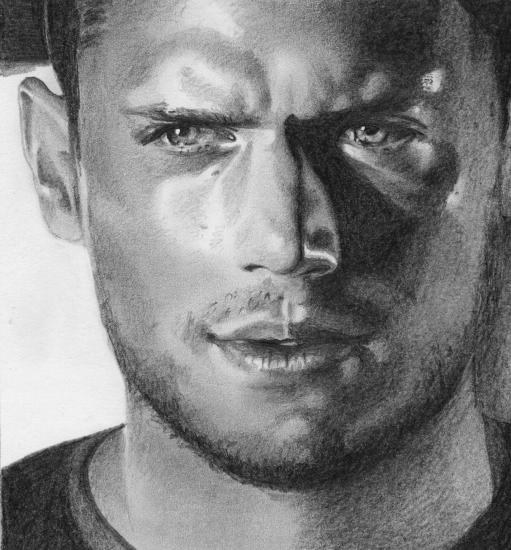 Wentworth Miller by LisaWP